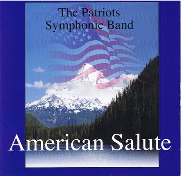 Patriots CD Cover